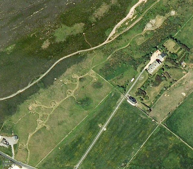 Serf Huts Group: Holyhead Mountain Hut Group
