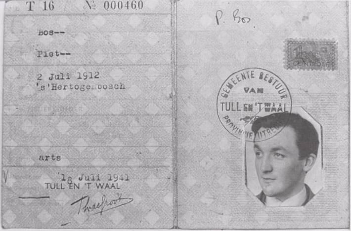 dutch identity card