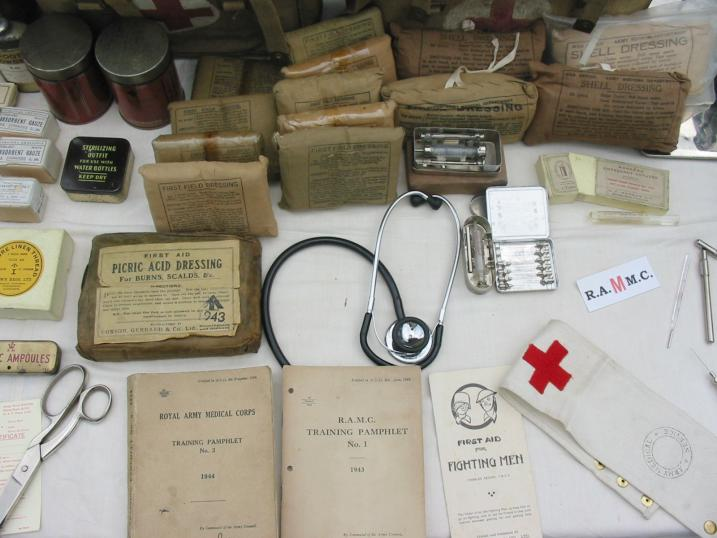 Military1's Medical Supplies section provides research, discounts, deals, contact information for suppliers and manufacturers, and more.