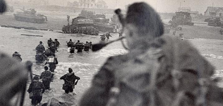 Piper Bill Millin on D-Day